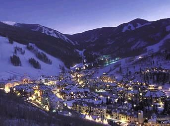 Vail, Colorado; my much loved former home.