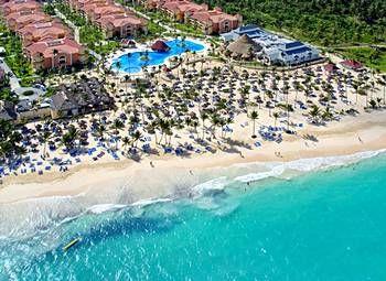 Gran Bahia Principe Ambar, Punta Cana, Dominican Republic. Perfect honeymoon. Want to go back all the time.