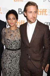 Eva Mendes Refuses to Discuss Ryan Gosling Relationship
