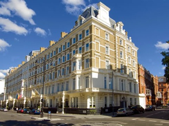 El sibarita pobre: NH Harrington Hall. Un agradable hotel en el centro de Londres.