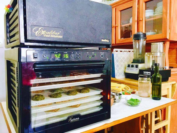 Deshidratados: Equipamiento eléctrico vs. secado al aire libre, en clase 8 http://www.conscienciaviva.com/