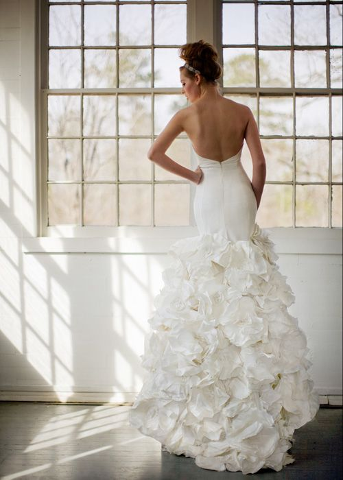 wow!: Wedding Dressses, Wedding Dresses, Wedding Ideas, Weddings, Dream Wedding, Mermaid, Future Wedding