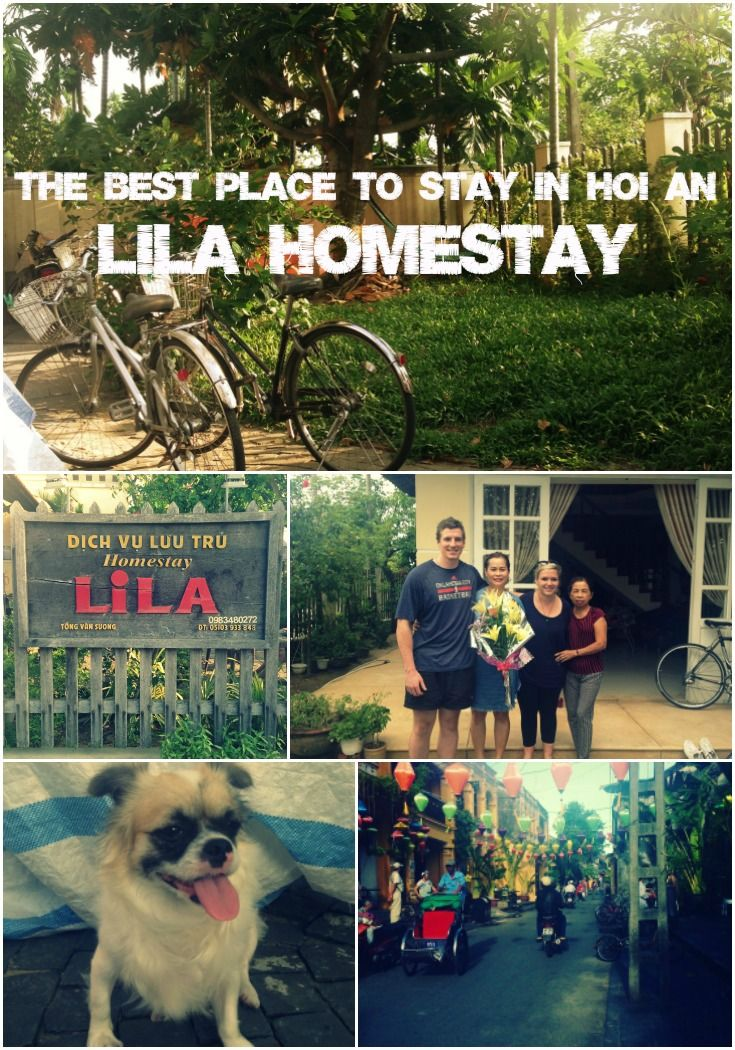 Travelling to Hoi An? Lila Homestay is the best place to stay!
