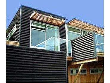 Onduline corrugated roofing and wall cladding material from Composite Global Solutions | Architecture And Design