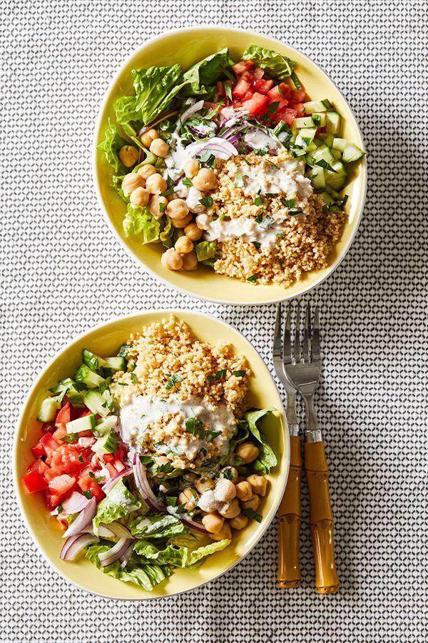 Couscous Bowls