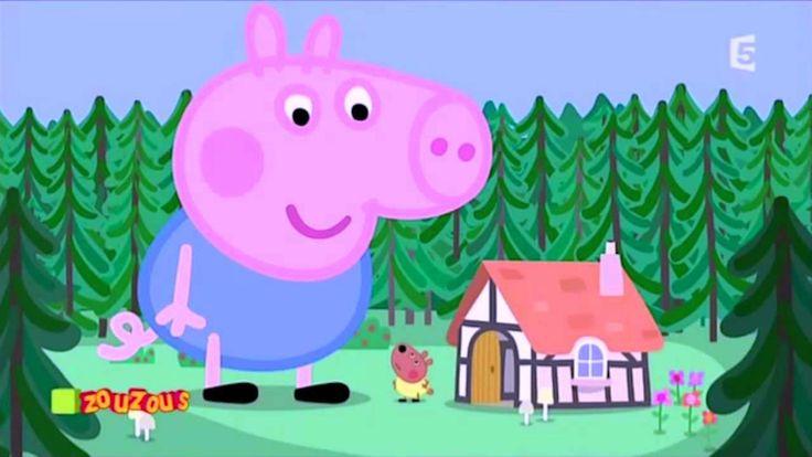 Peppa Pig en Español nuevos capitulos completos - Santa Claus, avion, cu...