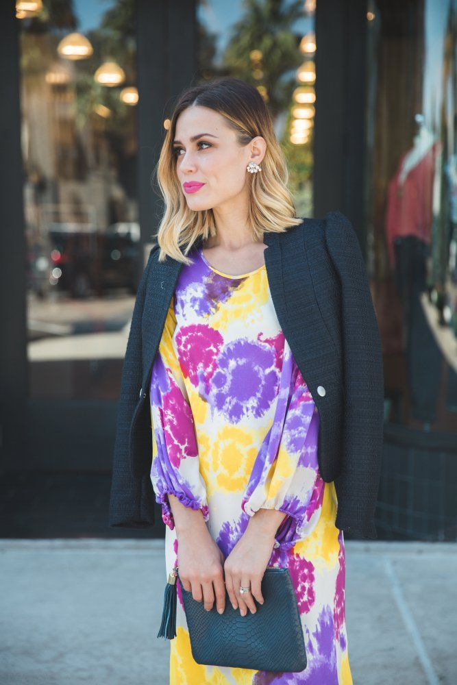 Easter Sunday Wear | Spring look | How to Build your Spring wardrobe on a budget with @thredUP • Uptown with Elly Brown