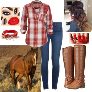 Horse Races Outfit                                                                                                                                                      More