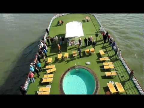 www.cruisejournal.de #Arosa Mia in #Budapest - #Flusskreuzfahrt auf der #Donau