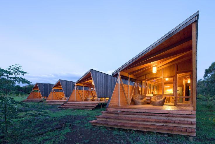 Cabañas Morerava, Chile