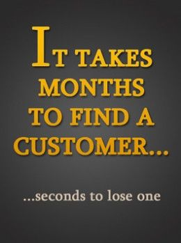Why does good customer service is important?