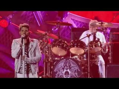 Queen + Adam Lambert - Radio Gaga - Live at The Isle of Wight Festival 2016 - YouTube