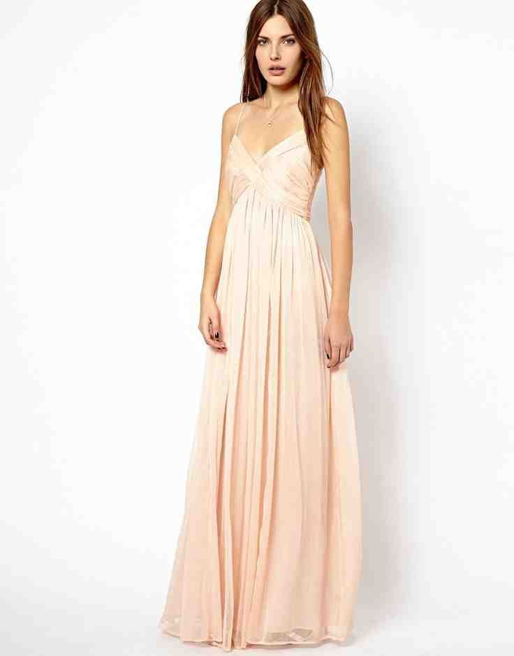 22 besten blush bridesmaid dresses Bilder auf Pinterest ...