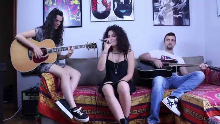 "Elena Monaldo, Elena Pirino & Damiano Befani ""OH! Darling"" Beatles cover..."