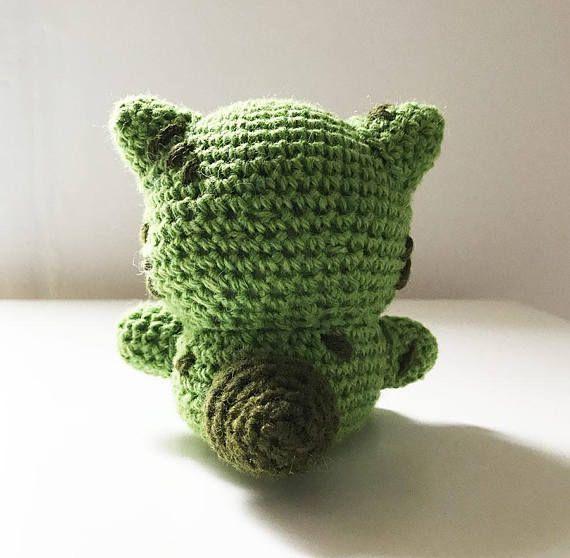 Crochet Pokemon Toy/Crochet Toys/Gift For Baby/Nursery