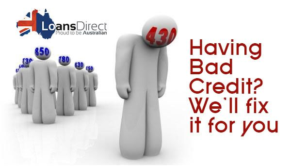 Having Bad Credit is no longer an issue now? We at Loans Direct will help you to fix it. Know our complete credit repair process by visiting this link.