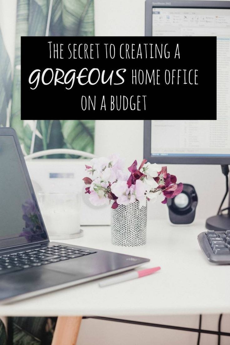 save money on your home office home office inspo pinterest