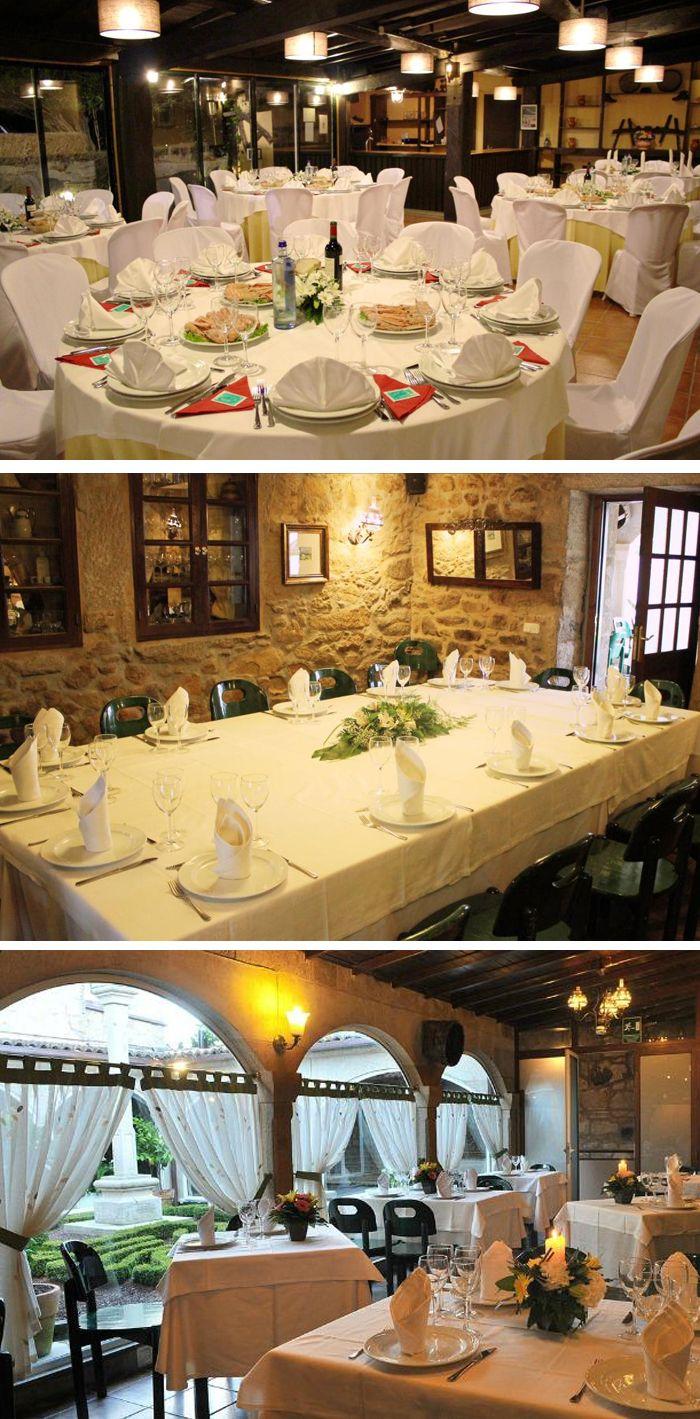 Restaurante Hotel Casa Rosalia -  A Coruña - Restaurantes para Bodas