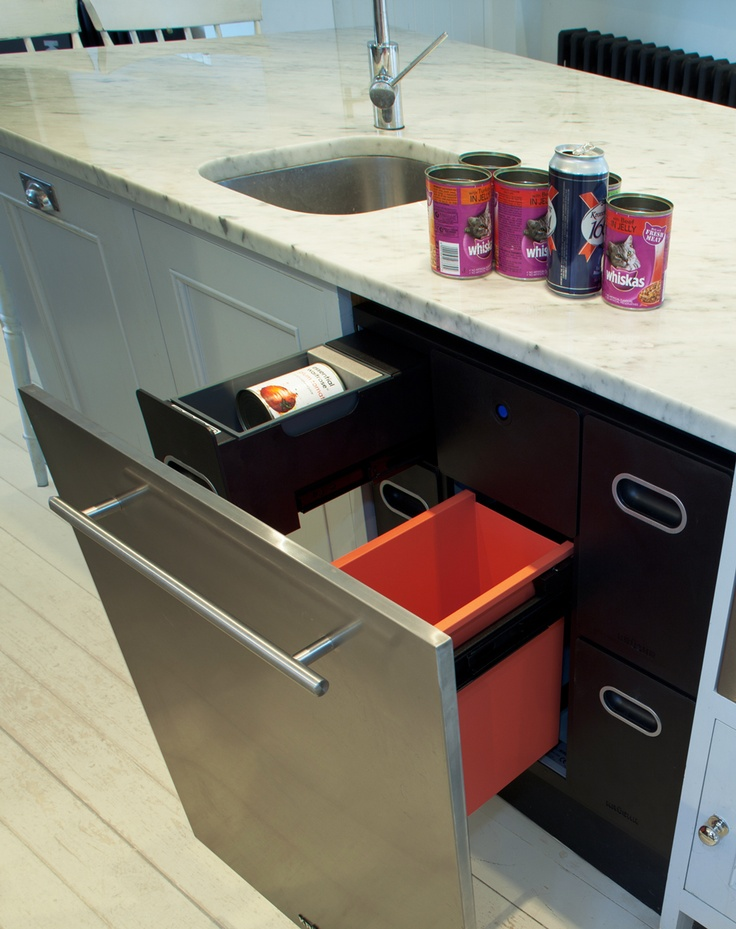 Krushr Household Recycling Compactor u2013 Kitchen Door Handles and & 12 best Krüshr Compactors images on Pinterest | Recycling Upcycle ...