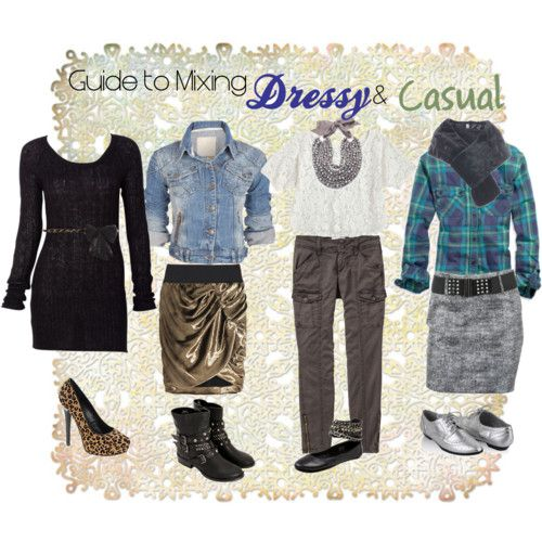 Dressy Casual Outfits for Women | Dressy Casual: a Fashion Oxymoron