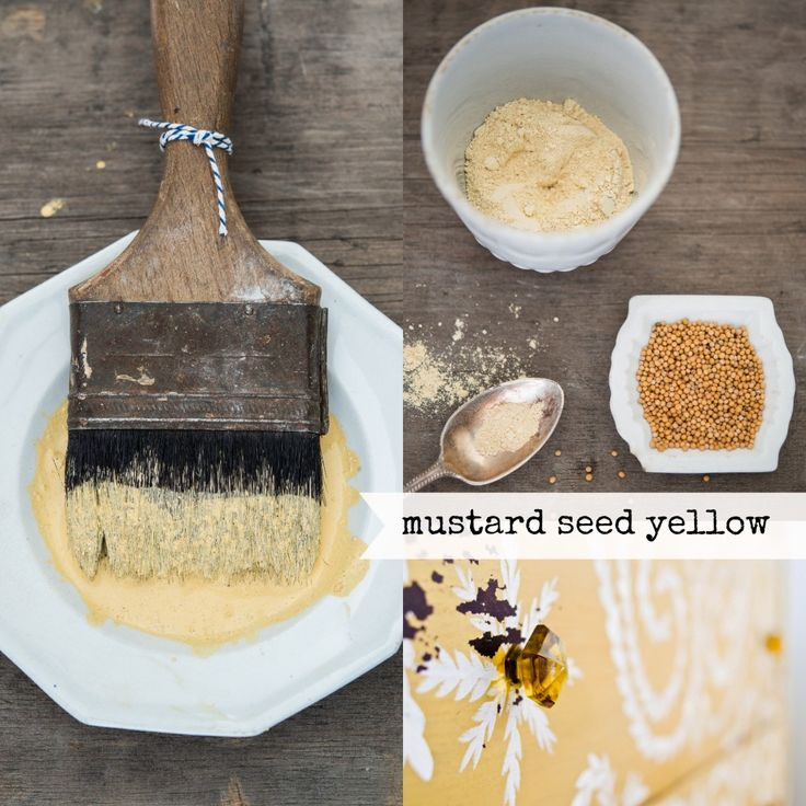 78 Images About Color Mustard Seed Yellow On