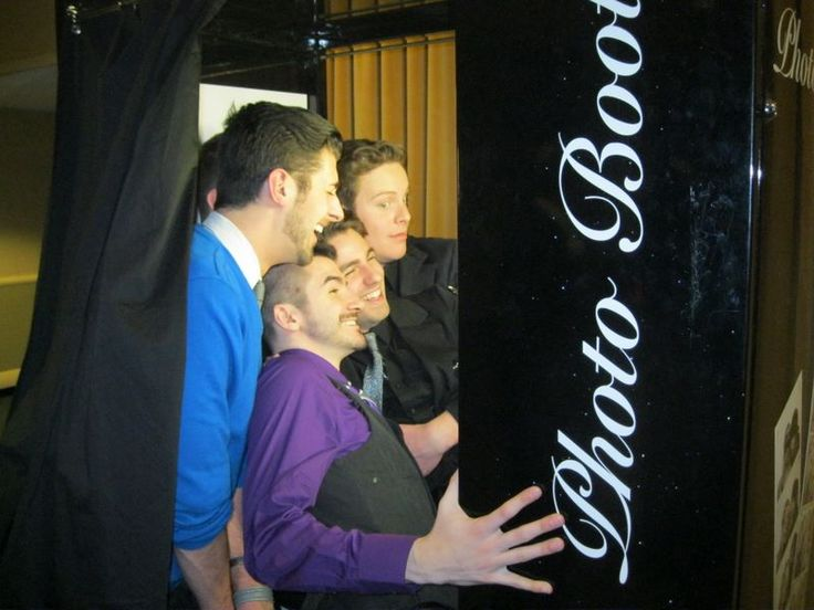 We provides portable photo booth rentals for every occasion in New Jersey.