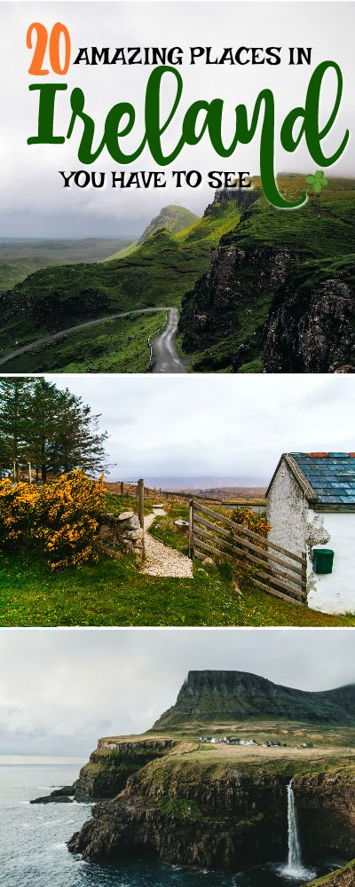20 Awesome Places You Must Experience In Ireland – Kaleigh Harris