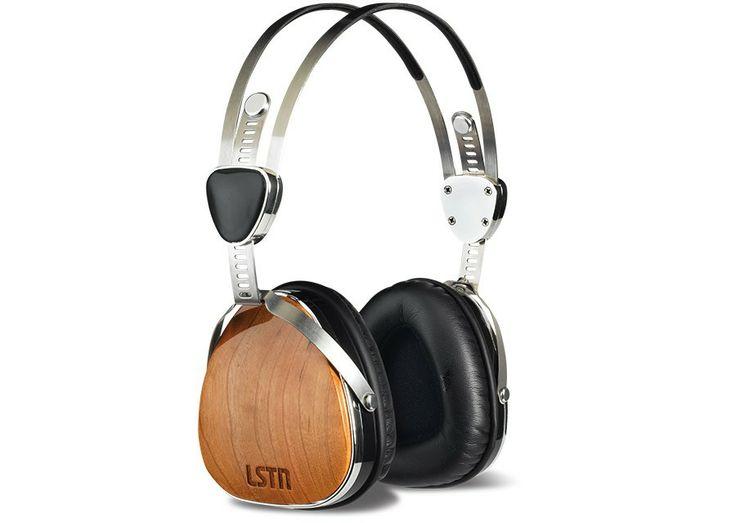 LSTN Beech Wood Troubadour Headphones