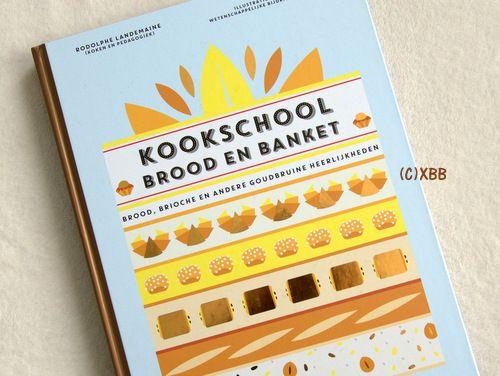 Kookschool brood en banket (review)