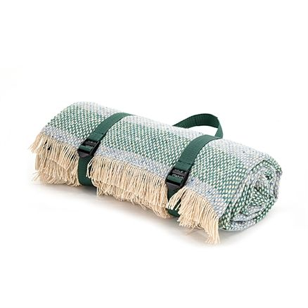 In Stock: £34.99  #Recycled #wood #picnic blanket for a perfect #summer trip to the woods or #beach! #PicnicRug