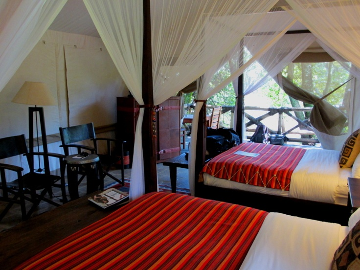 Tented lodge, Fairmont Mara Safari Club, Masai Mara, Kenya: Color Schemes, Colors Schemes