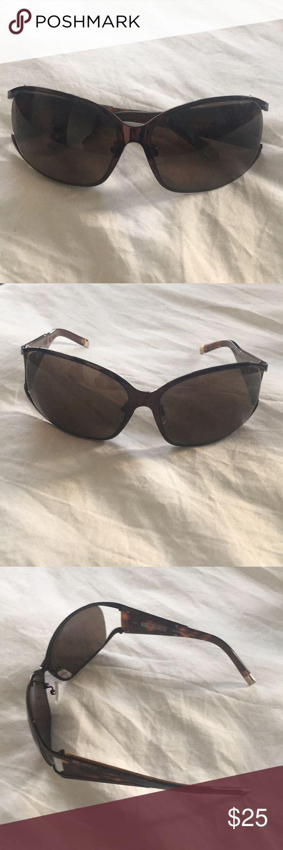 Karl Lagerfeld Brown Sunglasses Barely worn. No case. Details are below.   Model: KL 125/S Vertical: 46mm Frame Color: Brown Bridge Size: 15mm Frame Material: Metal Designer: Karl Lagerfeld Lens Color: Brown Lens Width:62mm  Temple Length: 120mm Karl Lagerfeld Accessories Sunglasses