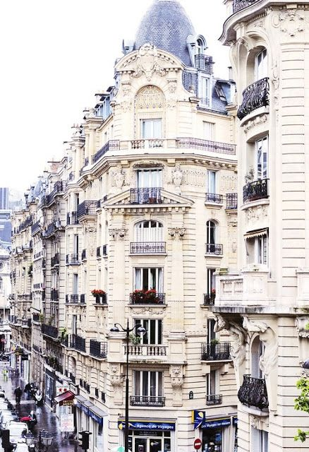 #Paris #Immeubles #Architecture
