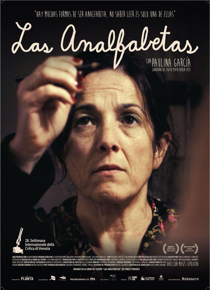 Las analfabetas / Moisés Sepúlveda / 2013