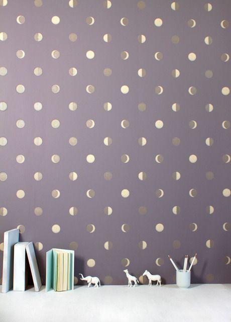 Moon Crescents Wallpaper   Bartsch