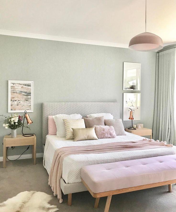 293 best Lavender Bedroom images on Pinterest 1 287 Likes  51 Comments   Jen Farr  designdevotee  on Instagram   . Artwork For Bedroom. Home Design Ideas