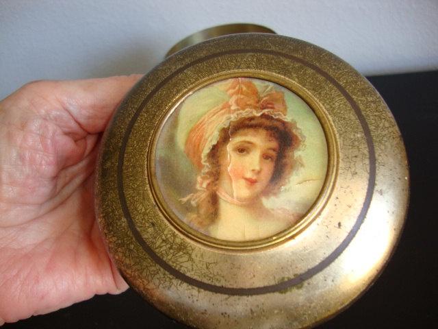 Vintage Music Box Jewelry