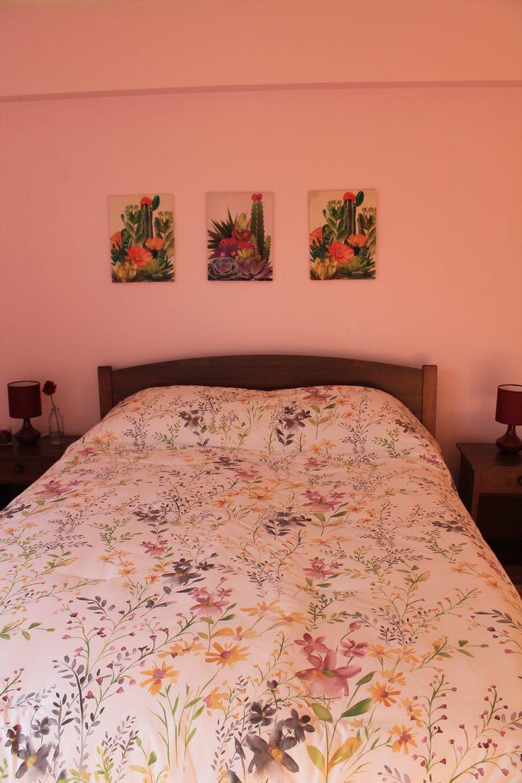 Habitación rosa 2// Pink Bedroom 2