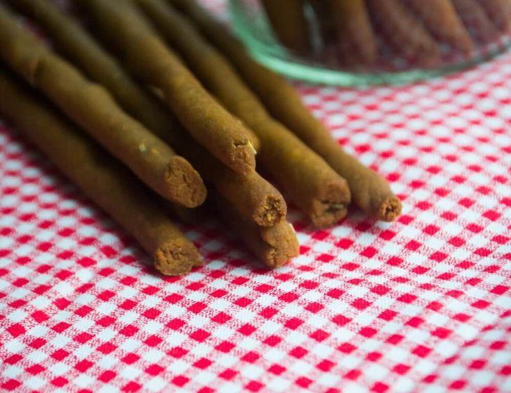 Baharatlı Sağlıklı Çubuk Kraker – Bade'nin Şekeri