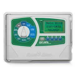 Rain Bird ESP-SMTe Series Smart Irrigation Timer - Other Smart Sprinkler Timers claim simplicity and precision; the Rain Bird® ESP-SMTe Smart Control System delivers. Combining the proven simplicity of the Extra Simple Programming (ESP) controller family with the accuracy of weather-based control, this innovative system can now expand up to 22 zones. #sprinkler #landscape #irrigation #valve #timer #lawn #plant #grass #garden #yard #backyard #water #diy #rainbird $275.00