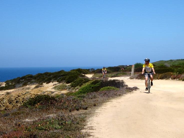 Coastal track Portugal