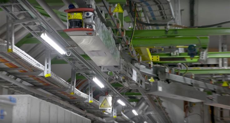 CERN introduces Large Hadron Collider's robotic inspectors - http://www.sogotechnews.com/2016/11/26/cern-introduces-large-hadron-colliders-robotic-inspectors/?utm_source=Pinterest&utm_medium=autoshare&utm_campaign=SOGO+Tech+News