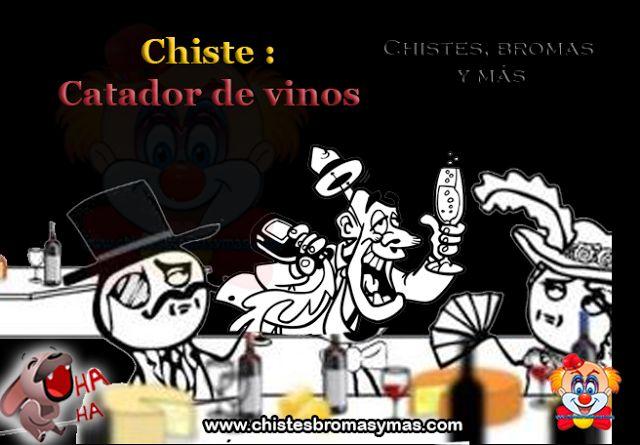En un almacén de vinos, el catador había fallecido y el director comercial comenzó a buscar alguien que hiciera el trabajo