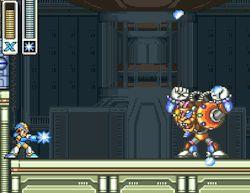 """kazucrash: """" Rockman X / Mega Man X Publisher: Capcom, Nintendo (EU) Developer: Capcom, Capcom Production Studio 1 (PS2/GCN), Rozner Studios (DOS) Platform: Super Famicom / Super Nintendo Entertainment System, MS-DOS, PlayStation 2, GameCube, Mobile,..."""
