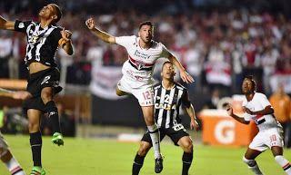 Blog Esportivo do Suíço:  Michel Bastos entra no 2º tempo e coloca o São Paulo em vantagem contra o Atlético