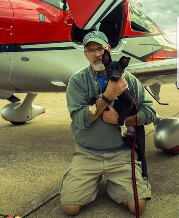 Please honor a HERO in the rescue world . Prayers for his family and everybody who loved him .   Bill Kissinger was a pilote for Pilots for Paws  Ponca City resident Don Kinsinger confirmed today that his nephew and former Ponca City resident, Bill Kinsinger, is the pilot of a Cirrus SR-22, which is missing in the Gulf of Mexico. Don said Bill is the son of former Ponca City dentist Dr. Ray Kinsinger, who is now deceased, and Ann Kinsinger-Trotter, who still lives in Ponca City. Don said…