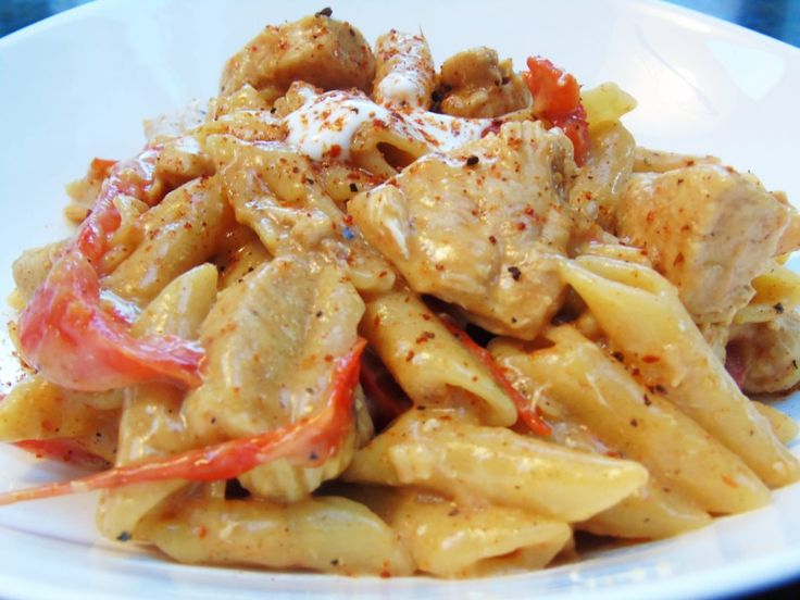 Syn Free One Pot Cajun Chicken Pasta