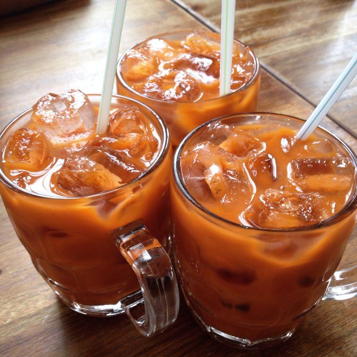 Jinda (Richmond): Thai Milk Tea [8/10].