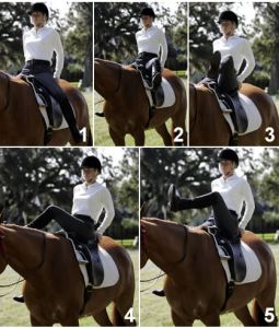Two Exercises to Improve Your Riding Balance