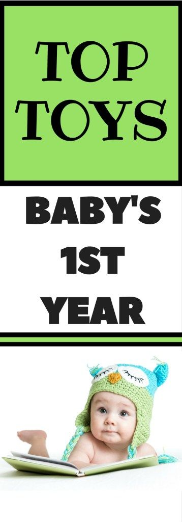 Are you looking for the perfect gift for the baby in your life? Pick a toy that helps encourage development and entertains! Check out this list of top baby toys for babies 0-12 months via Parenting Expert to Mom.